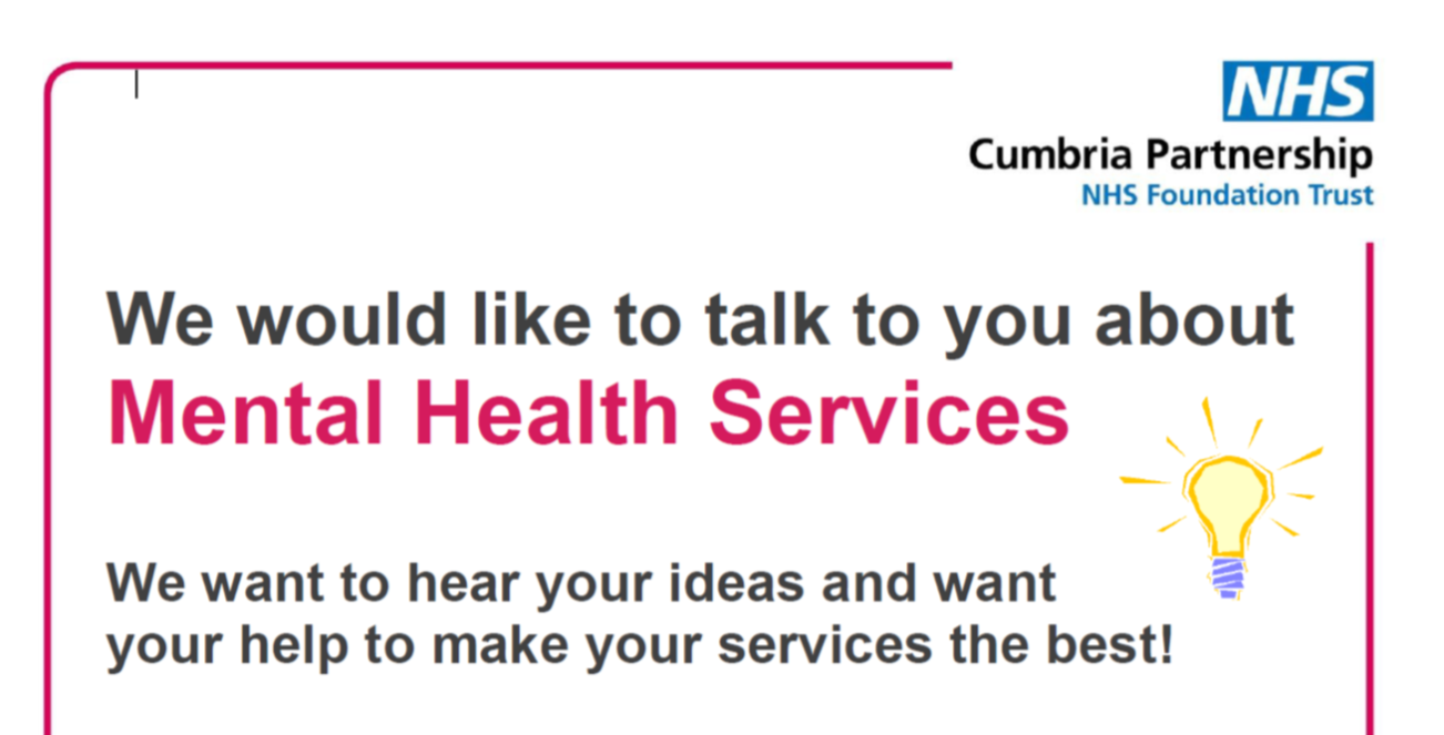 Cumbria's NHS Mental Health Service Improvement Programme