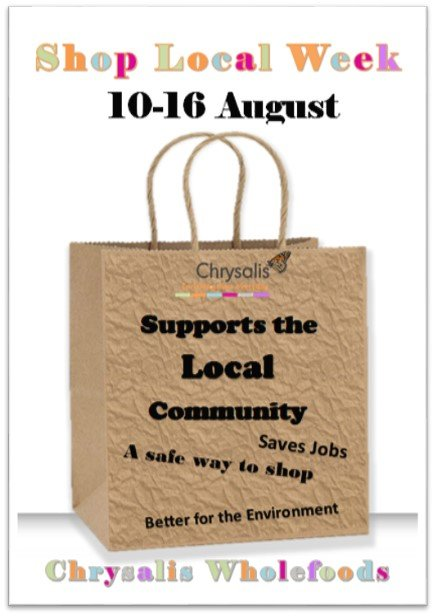 It's Shop Local Week